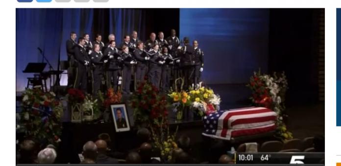 SMU Defecates On Memory of Slain Dallas Officer