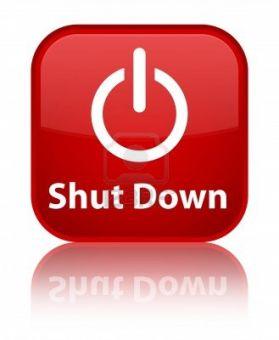 Shut Down?